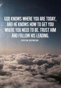 God's Leading-1