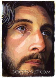 Jesus Crying-1