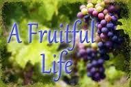 A Fruitful life