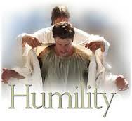Clothed in humility -1