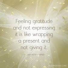 Gratitude -3