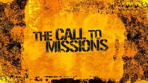 The call to missions -3
