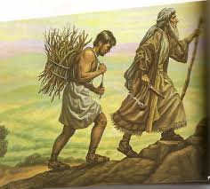 Abraham and Isaac-1