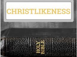 Christlikeness