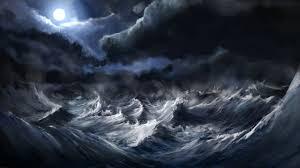Stormy sea-1