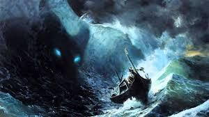 Stormy sea-2