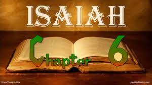 Isaiah 6-1
