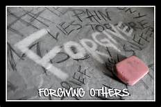 Forgiving others 3